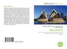 Обложка Merry Mount