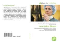 Luis Walter Alvarez的封面