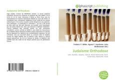 Borítókép a  Judaïsme Orthodoxe - hoz