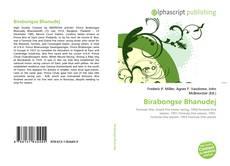 Birabongse Bhanudej kitap kapağı
