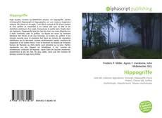 Borítókép a  Hippogriffe - hoz