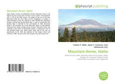 Bookcover of Mountain Home, Idaho