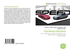 Capa do livro de Fuji Heavy Industries