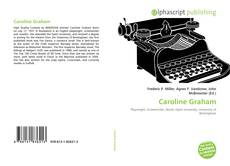 Capa do livro de Caroline Graham