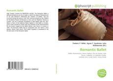 Capa do livro de Romantic Ballet