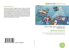 Capa do livro de Dalma Kovács