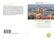 Bookcover of Hellenistic Greece