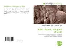 Buchcover von Albert Azzo II, Margrave of Milan