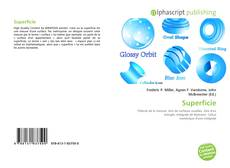 Bookcover of Superficie