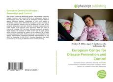 Buchcover von European Centre for Disease Prevention and Control