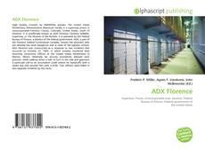 ADX Florence的封面