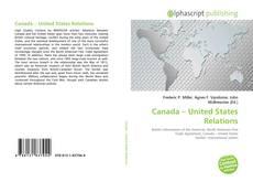 Copertina di Canada – United States Relations
