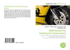 Bookcover of 2009 Grand Prix motorcycle racing season
