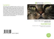 Bookcover of Cue Ball Cat