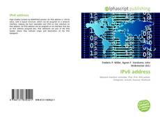 Обложка IPv6 address