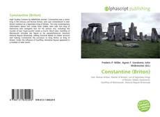 Обложка Constantine (Briton)