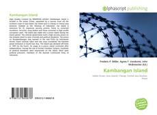 Borítókép a  Kambangan Island - hoz