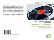 Portada del libro de Maybe (Jay Sean song)