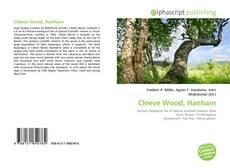 Bookcover of Cleeve Wood, Hanham