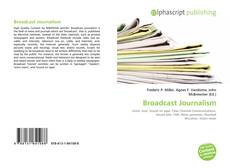 Capa do livro de Broadcast Journalism