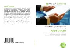 Bookcover of Aaron Cicourel