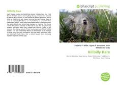 Bookcover of Hillbilly Hare