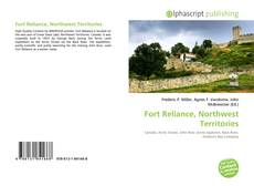 Bookcover of Fort Reliance, Northwest Territories