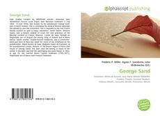 George Sand的封面