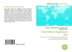 Borítókép a  Kasinadhuni Nageswara Rao - hoz