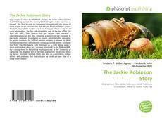 The Jackie Robinson Story kitap kapağı