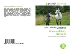 Bookcover of Monmouth Park Racetrack