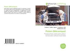 Bookcover of Piston (Mécanique)