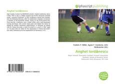 Anghel Iordănescu kitap kapağı