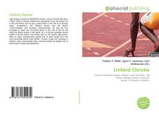 Bookcover of Linford Christie