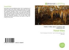 Fossil Sites kitap kapağı