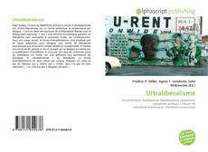 Bookcover of Ultralibéralisme