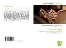 Capa do livro de Can-Can (film)