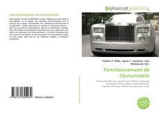 Обложка Fonctionnement de l'Automobile