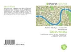 Capa do livro de Albion, Victoria