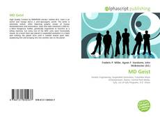 Bookcover of MD Geist