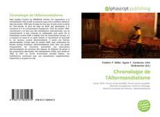 Bookcover of Chronologie de l'Altermondialisme