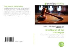 Bookcover of Chief Baron of the Exchequer