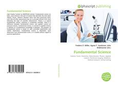 Bookcover of Fundamental Science
