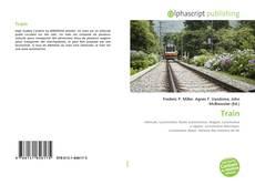 Train kitap kapağı