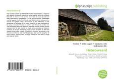 Buchcover von Heoroweard