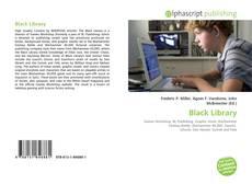 Copertina di Black Library
