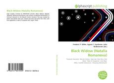 Borítókép a  Black Widow (Natalia Romanova) - hoz