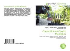 Copertina di Convention on Cluster Munitions