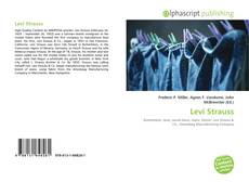 Bookcover of Levi Strauss