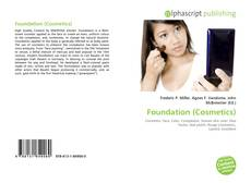 Обложка Foundation (Cosmetics)